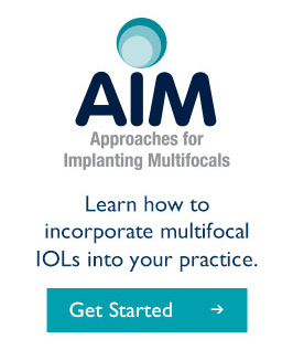 Learn approaches for implanting multifocal IOLs.