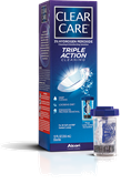 CLEAR CARE® Contact Lens Solution