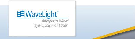 WAVELIGHT® Allegretto Wave®  Eye-Q Excimer Laser