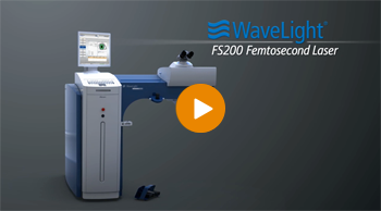 WaveLight® FS200 Femtosecond Laser overview