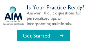 Is your practice ready for multifocal IOLs?