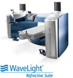 Experience the Wavelight® Refractive Suite