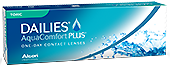 DAILIES® AquaComfort Plus® Toric Contact Lenses
